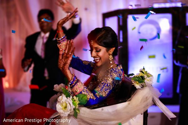 indian wedding reception,wedding entrance
