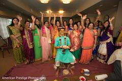garba,indian family,indian groom