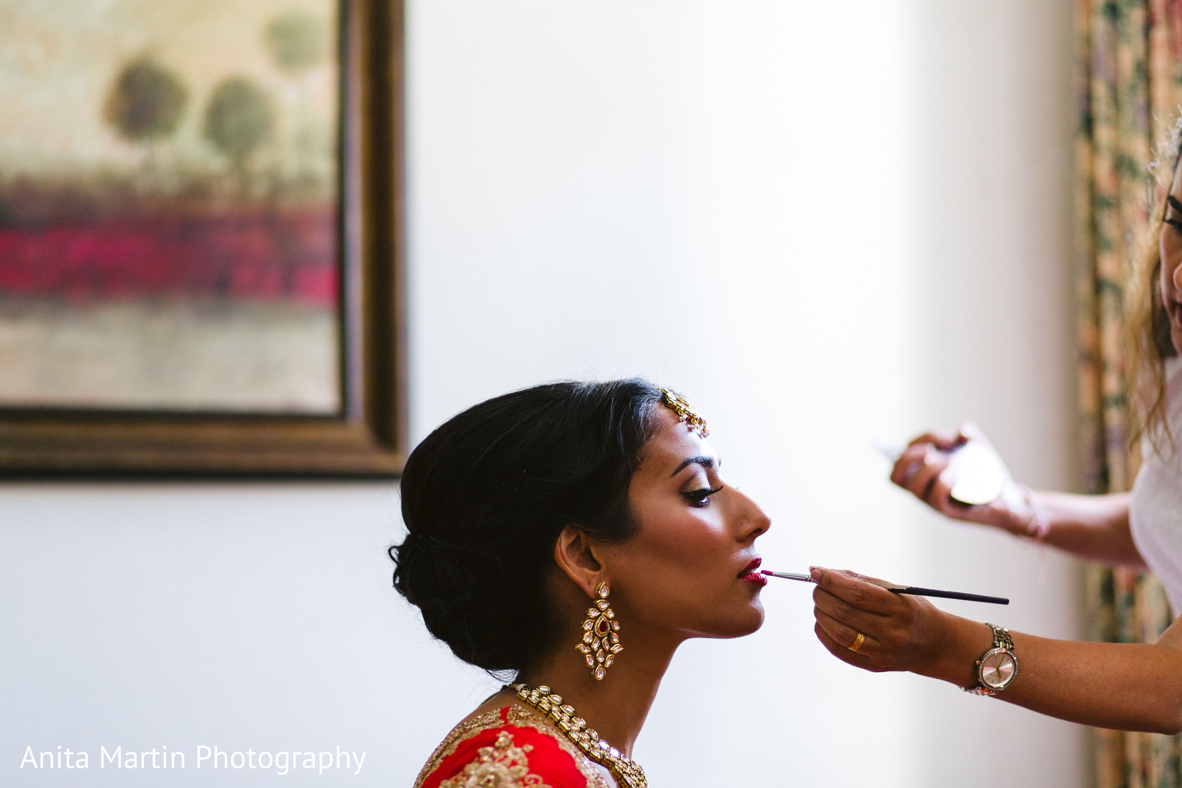 San Jose, CA Indian Wedding by Anita Martin Photography | Maharani ...