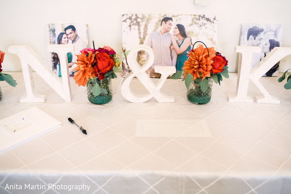 table decor,indian wedding details