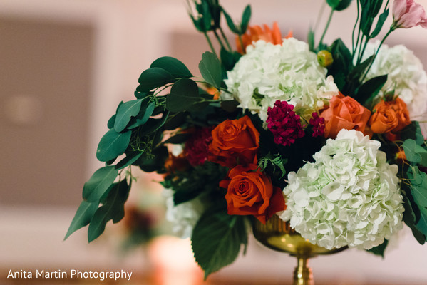 Lovely floral and decor