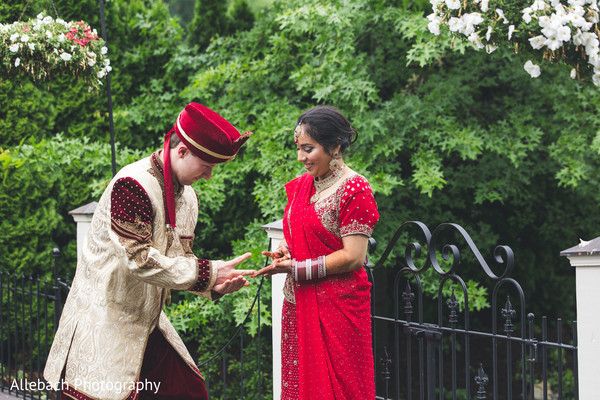 Indian wedding ceremony outfit ideas