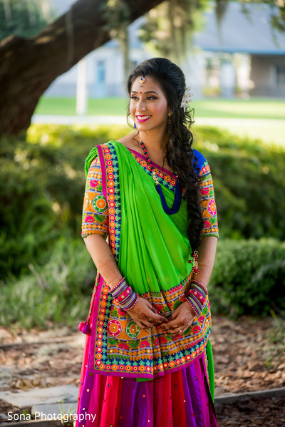 indian bride,indian bridal fashions,indian sangeet