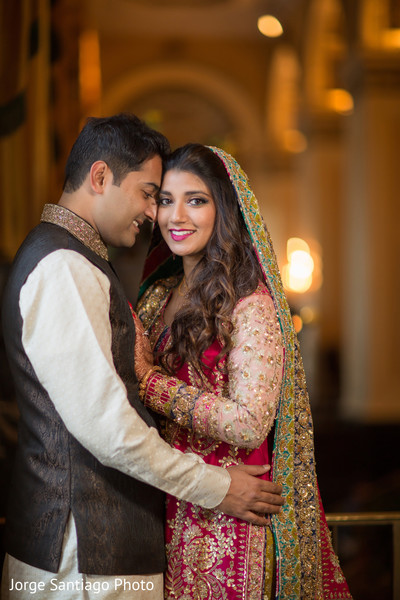 6987955836 Indian Bride and Groom Portrait | Photo 87816