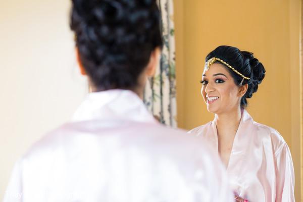 indian bridal hair accessories,indian bride makeup