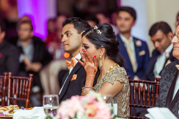 indian fusion wedding reception,wedding moments