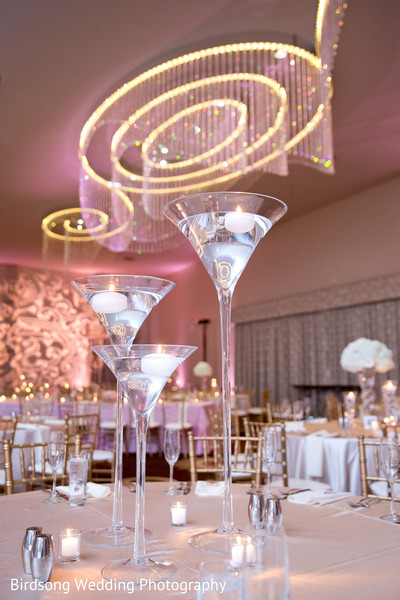 centerpieces,glasses centerpieces