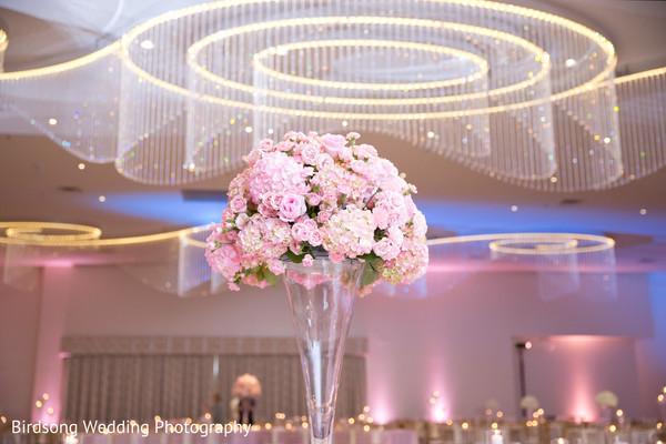 flower centerpieces,pink centerpieces