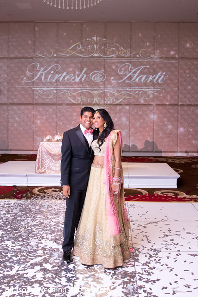 wedding fashion,indian fusion wedding reception