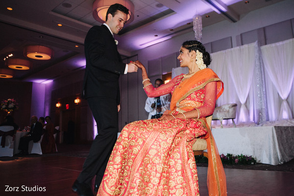 indian wedding dance,indian bride and groom