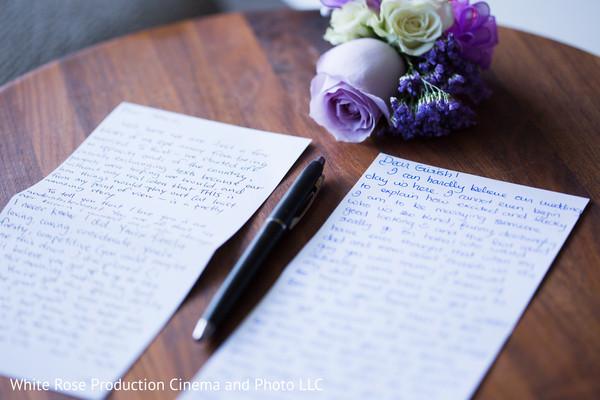 vows,indian wedding details
