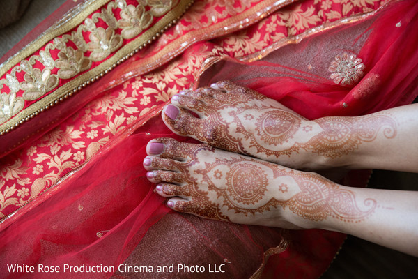 mehndi night,indian wedding design