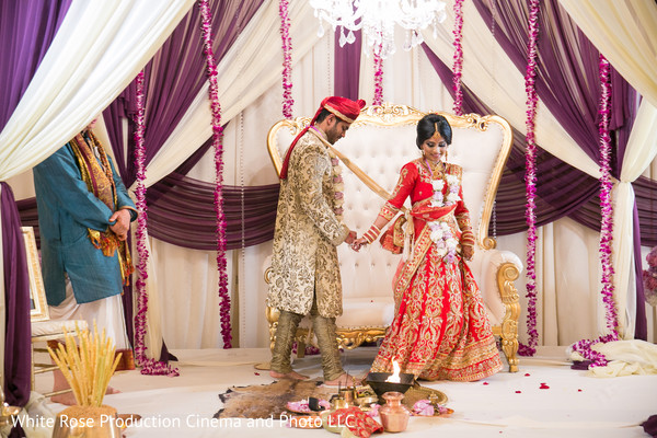 seven steps,indian wedding traditions
