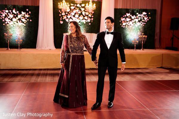 indian fusion wedding reception,indian wedding reception,indian bride