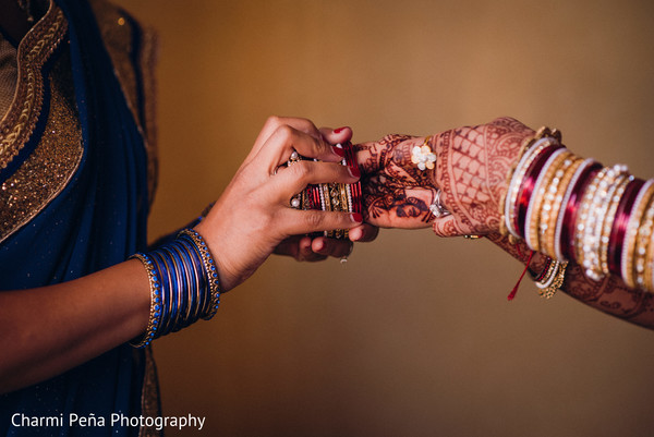 indian bride getting ready,indian bride,indian bride accessories