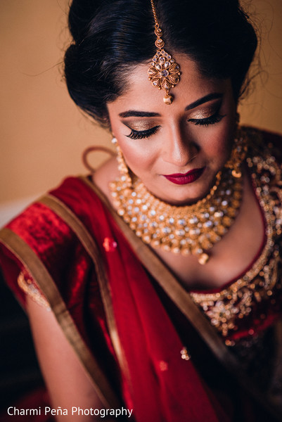 indian bride makeup,indian bride