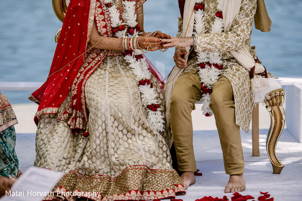 ceremony photography,indian wedding rings