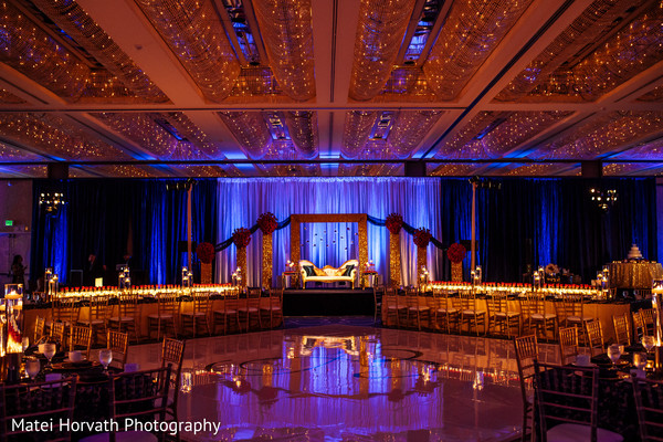 indian wedding reception,lightning,indian wedding floral and decor