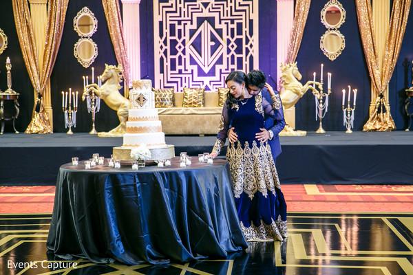 indian weddings,indian wedding reception,outdoor indian wedding decor