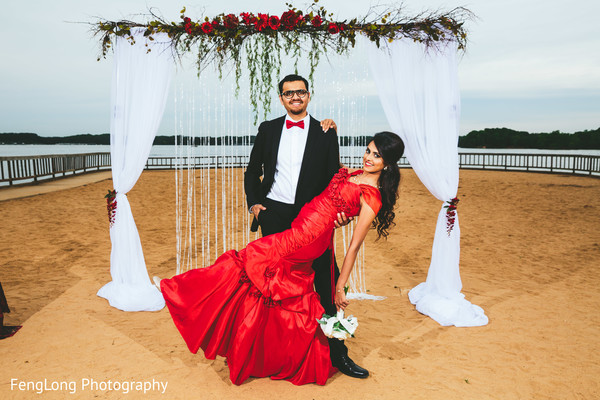 indian bride,pre-wedding reception photography,outdoor indian wedding decor