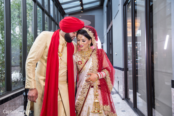 indian wedding gallery,sikh indian bride and groom