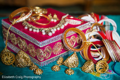 Bridal Jewelry set photography.