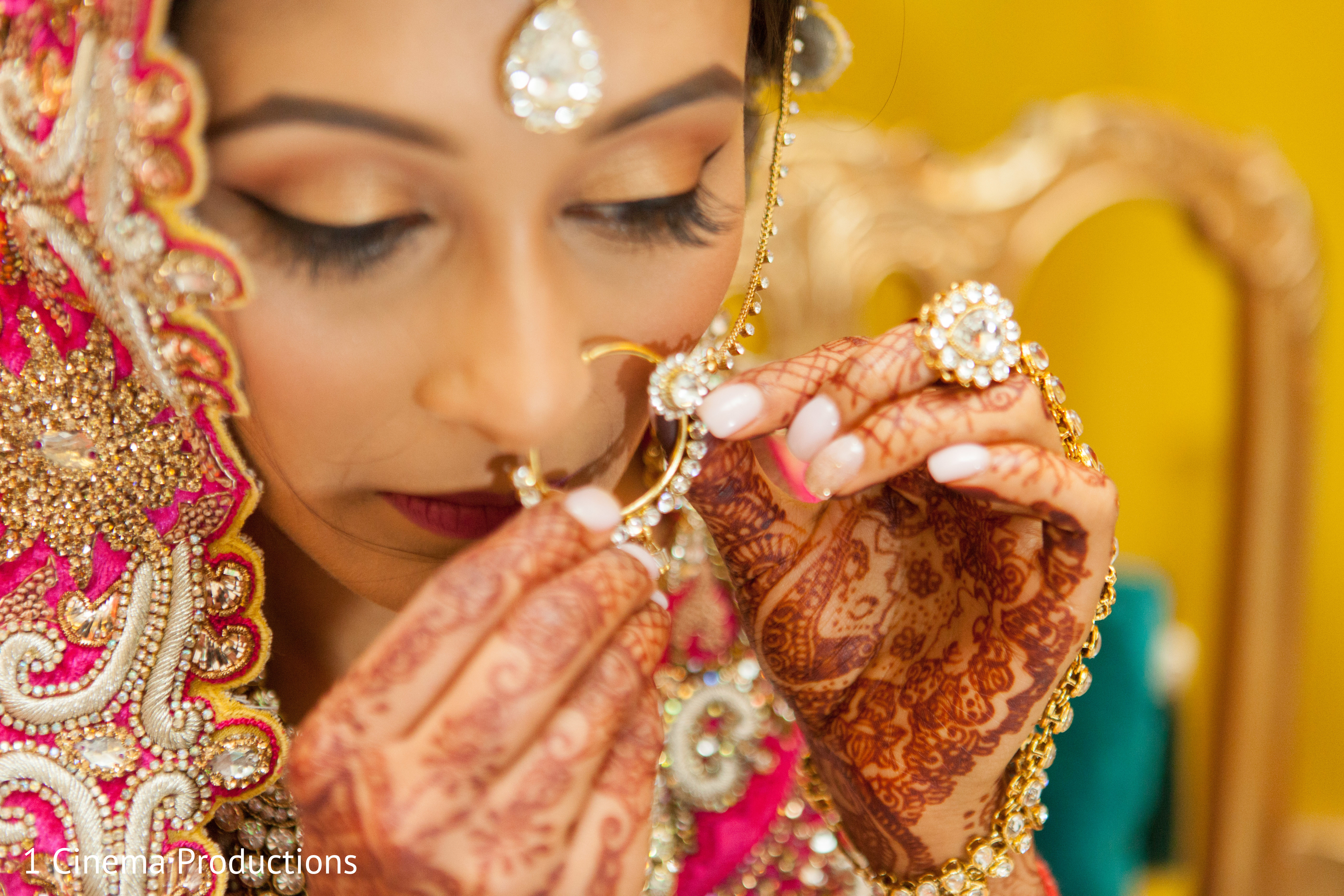 Dallas, TX Indian Wedding by 1 Cinema Productions
