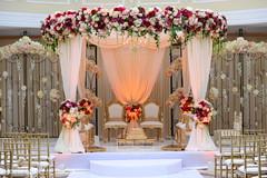 indian wedding man dap,indian wedding floral and decor