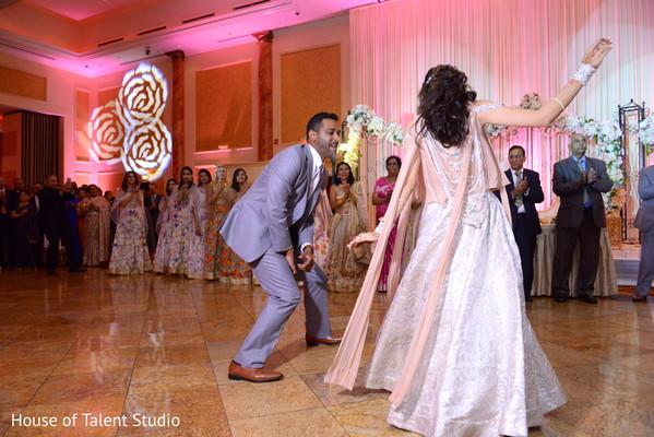 indian wedding couple,indian wedding,indian fusion wedding reception