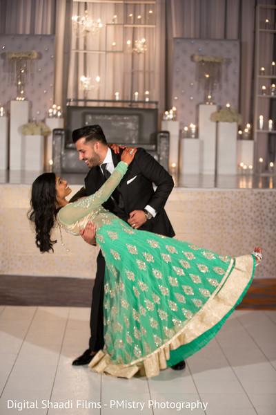 indian wedding lengha,indian fusion wedding reception,mint lengha