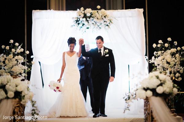 wedding entrance,indian wedding gowns