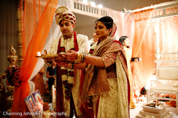 ceremony photography,indian wedding mandap,indian bride