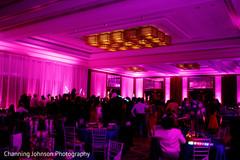 dj & entertainment,indian wedding reception,indian wedding lighting