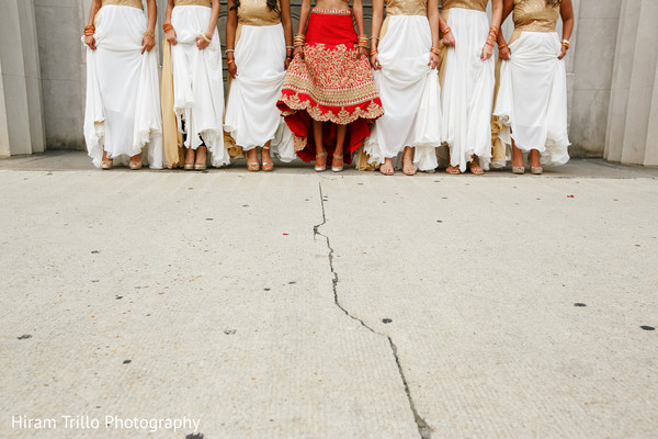 indian bridal fashions,indian bridesmaids' fashion