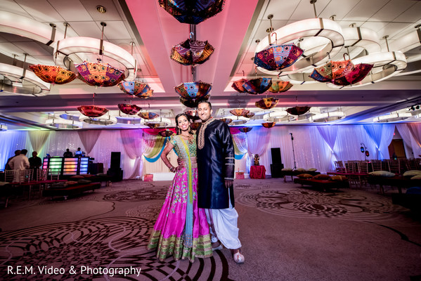 indian pre-wedding celebrations,sangeet decoration