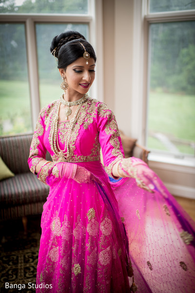 indian bride,indian bride ceremony fashion
