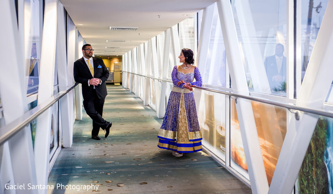 indian fusion wedding reception,indian bride