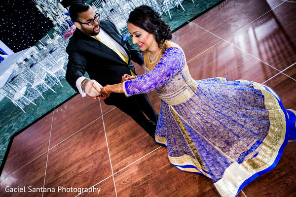 dj & entertainment,indian wedding reception,indian bride and groom