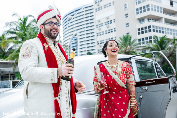 indian bride,indian wedding transportation