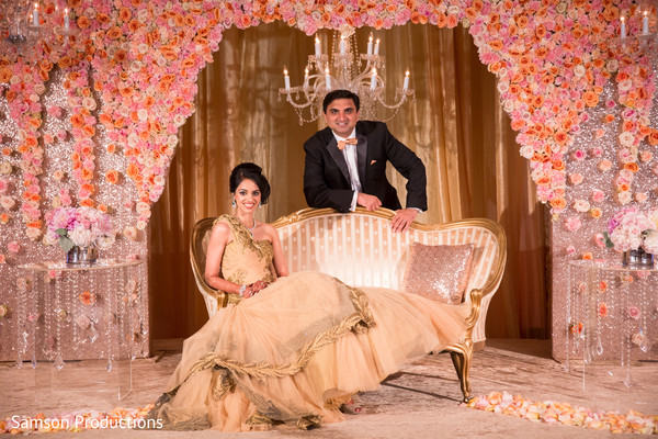 indian wedding reception floral and decor,indian wedding photography,indian wedding gallery