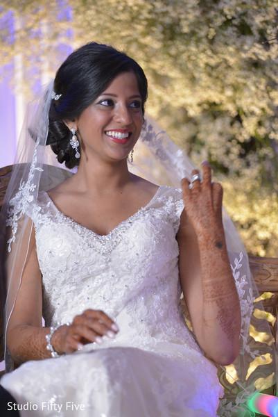 indian bride,pre-wedding reception photography