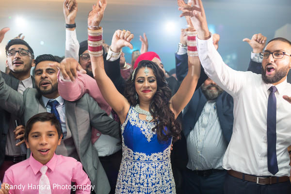 indian bride,indian wedding reception,dj & entertainment