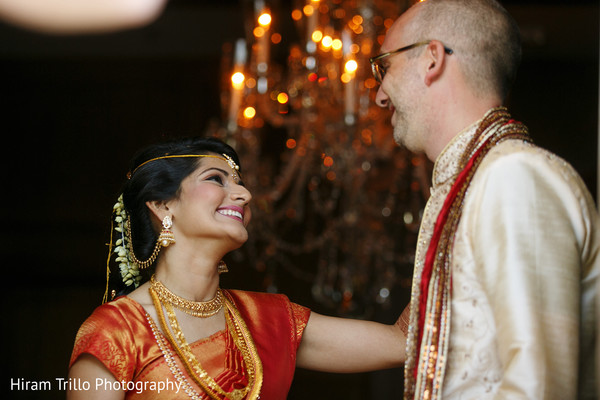 bridal tikka,indian bride hair and makeup,indian wedding gallery