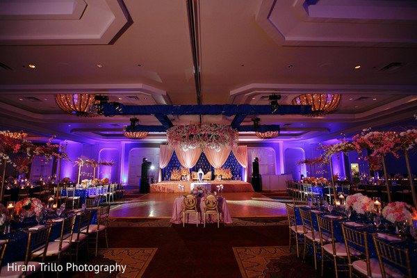 indian wedding planning and design,indian wedding reception floral and decor,lightning