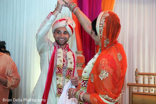 indian groom turban,indian groom sherwani,indian bridal lengha
