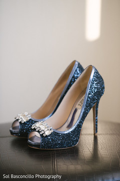 indian bridal fashions,indian wedding shoes,pre-wedding reception photography