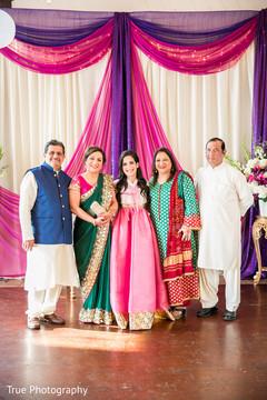 indian family portrait,indian pre-wedding fashion,indian pre-wedding celebrations