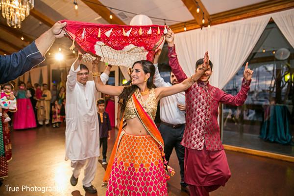 Pre-wedding celebration.