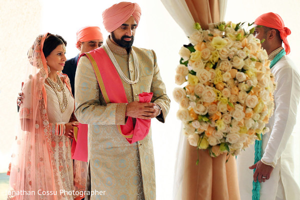 floral arrangements,indian wedding floral and decor,indian wedding mandap