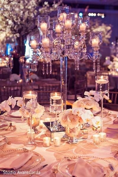 Dreamy table decor